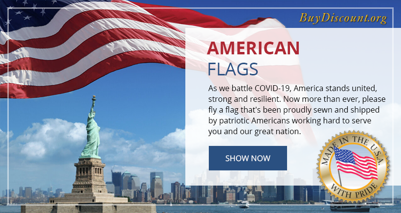 USA Flags - American Flag - FlagPoles - Patriotic Jewelry - Military Gear